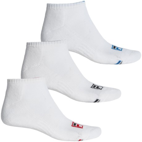 Fila Dual Angles Socks - 3-Pack, Ankle (For Men)