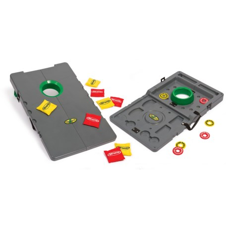 Go! Gater Bean Bag and Washer Toss Set