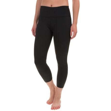 Yogalicious Back Leg Seam Capris (For Women)