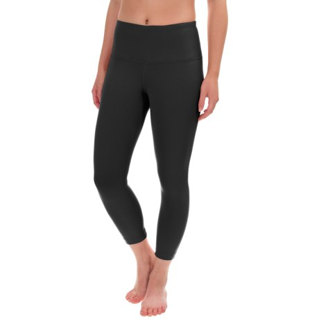 Yogalicious High-Waist Capris (For Women)