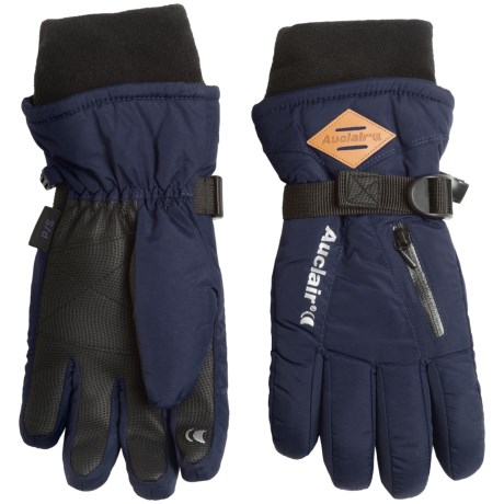 Auclair Breather Zip 2 Gloves - Waterproof, Insulated (For Women)