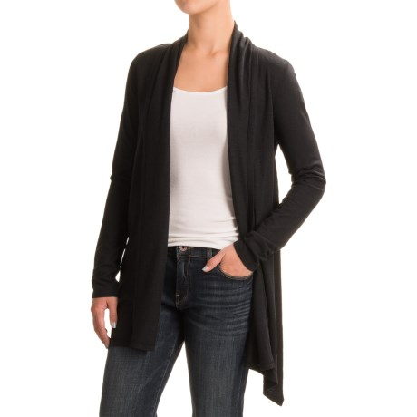 Gramicci Enza Wrap Sweater - UPF 20, Hemp-Organic Cotton (For Women)