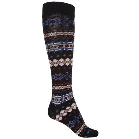 b.ella Lori Knee-High Socks - Merino Wool, Over the Calf (For Women)