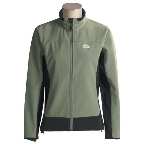 Lowe Alpine Ibex Jacket - Soft Shell (For Women)