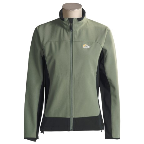 Lowe Alpine Ibex Jacket - Soft Shell (For Women)