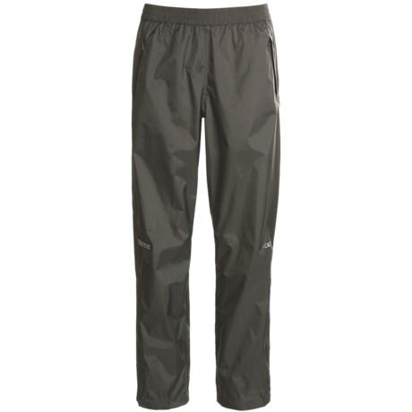 Marmot PreCip® Waterproof Pants (For Women)