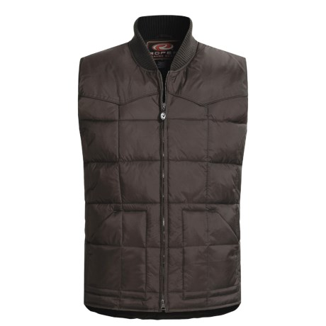 Roper Range Gear Down Vest (For Men)
