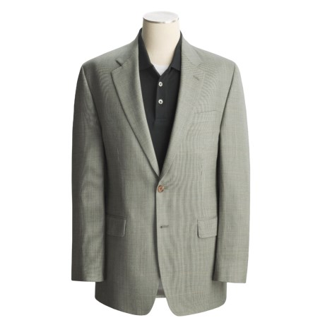 Lauren by Ralph Lauren Tic Weave Sport Coat - Silk-Wool (For Men)