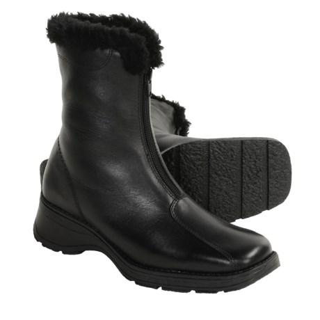 Henri Pierre by Bastien Liv Zip Boots - Waterproof Leather (For Women)