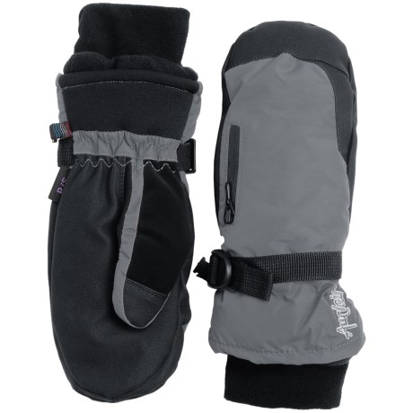 Auclair Breather Zip Mittens - Waterproof, Insulated (For Women)