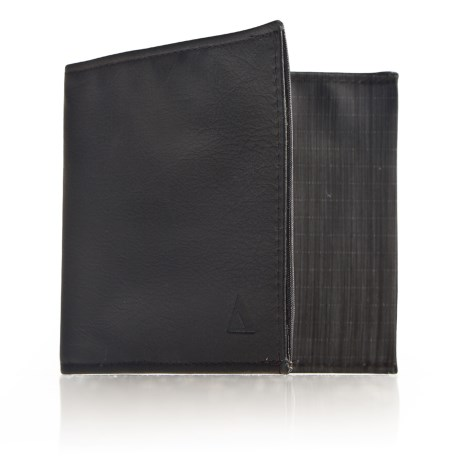 Allett Slim International Leather Wallet