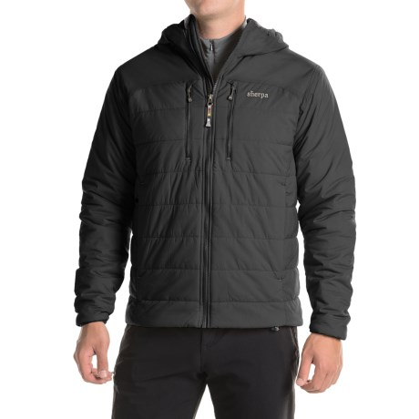 Sherpa Adventure Gear Kailash Hooded Jacket - Insulated (For Men)