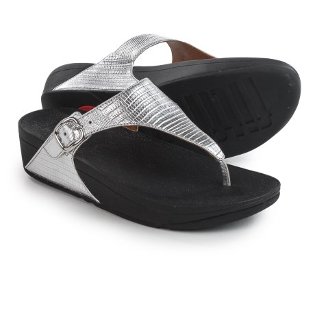 FitFlop The Skinny Sandals (For Women)