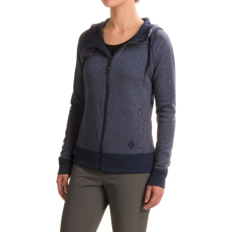 Black Diamond Equipment Boulder Hoodie (For Women)