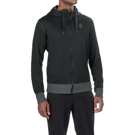 Black Diamond Equipment Boulder Hoodie Shirt - Long Sleeve (For Men)