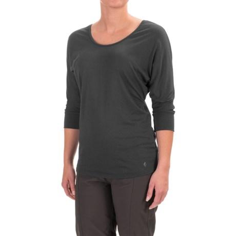 Black Diamond Equipment Desert Song Tunic Shirt - 3/4 Sleeve (For Women)