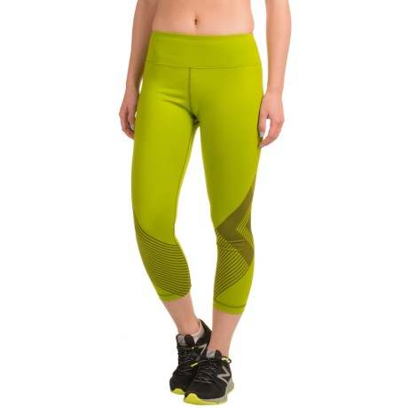 Black Diamond Equipment Equinox Capri Leggings (For Women)