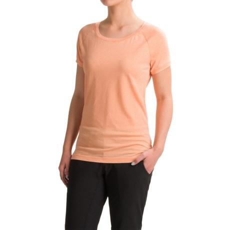Black Diamond Equipment Pingora T-Shirt - Short Sleeve (For Women)