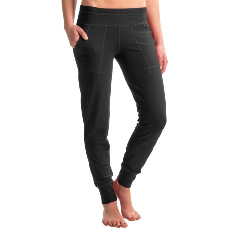 Black Diamond Equipment Cuffed Track Pants (For Women)
