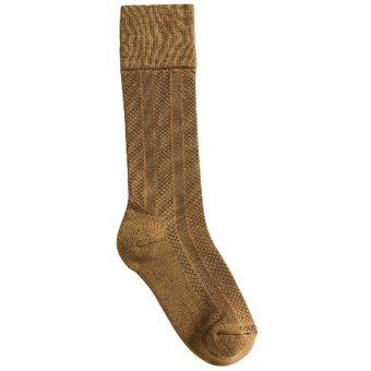 Goodhew Cambridge Dress Socks - Merino Wool (For Men)