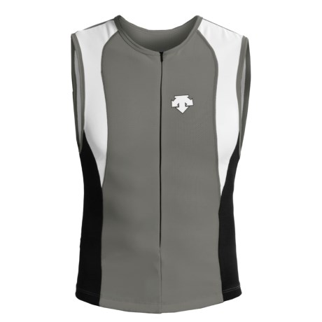 Descente Aero-XT Tri Top - Sleeveless (For Men)