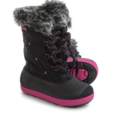 Kamik Lotus Pac Boots - Waterproof, Insulated (For Little and Big Kids)