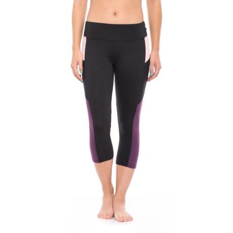 Balance Collection Dani Capri Leggings (For Women)