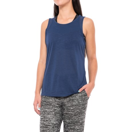 Balance Collection Charlotte Tank Top - Semi-Sheer Trim (For Women)