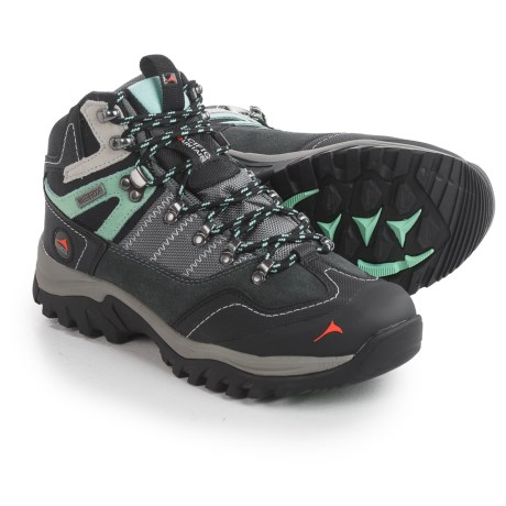 Pacific Mountain Ascend Mid Hiking Boots - Waterproof (For Women)