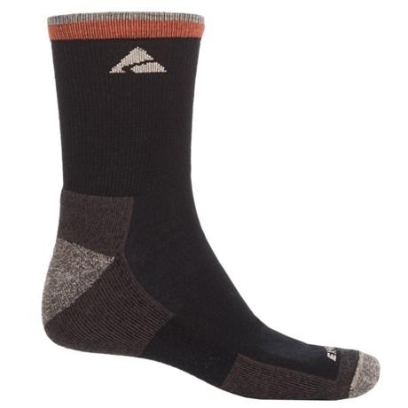 Cabot & Sons Trail Socks - Merino Wool, Quarter Crew (For Men)