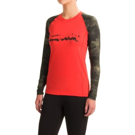 DaKine Hillcrest Shirt - Long Sleeve (For Women)