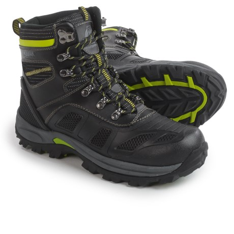 Kodiak Vista Snow Boots - Waterproof, Insulated (For Men)
