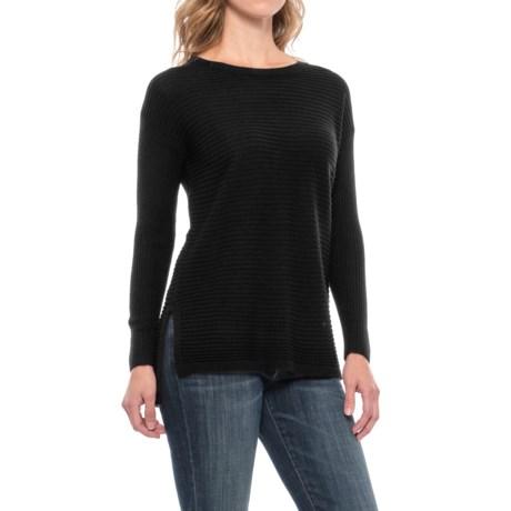 Tahari Button-Back Sweater - Merino Wool (For Women)