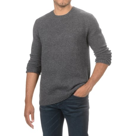 Toad&Co Malamute Lambswool Sweater - Crew Neck (For Men)