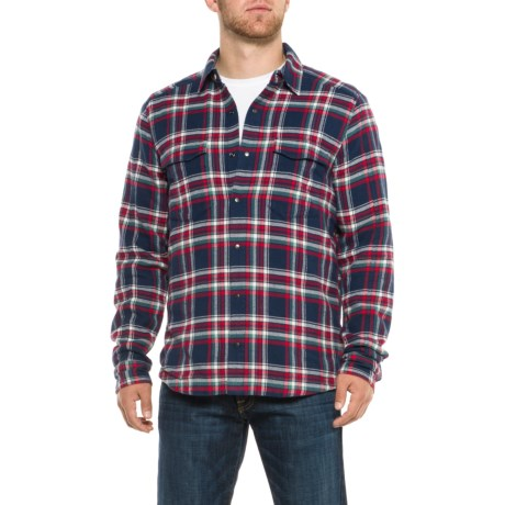 Toad&Co Mojac Shirt Jacket - Snap Front, Organic Cotton (For Men)