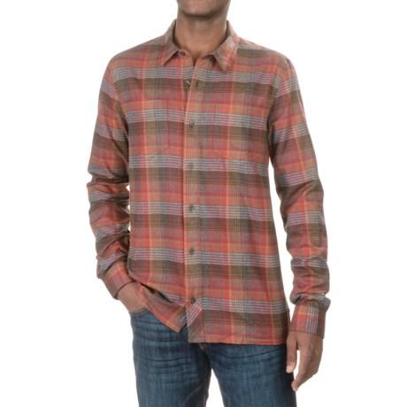 Toad&Co Flannagan Plaid Shirt - Long Sleeve (For Men)
