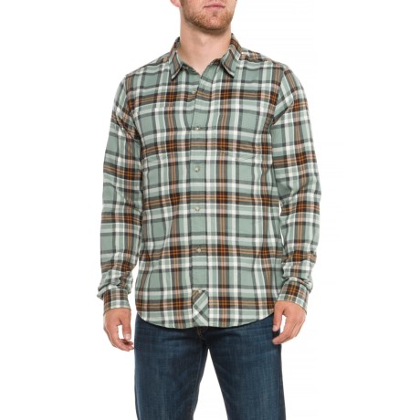 Toad&Co Flannagan Plaid Shirt - Long Sleeve (For Men)
