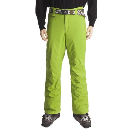 Bogner Davos Tecno-Stretch Twill Ski Pants (For Men)