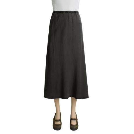 Weekendz Off Pulp Bias Skirt - TENCEL® (For Women)