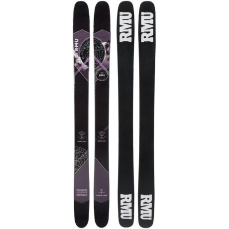 RMU Carbon Junia Alpine Skis (For Women)
