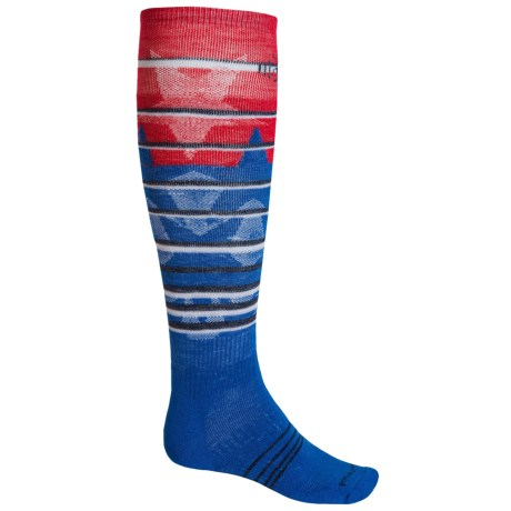 SmartWool PhD Slopestyle Lincoln Loop Socks - Merino Wool, Over the Calf (For Men)