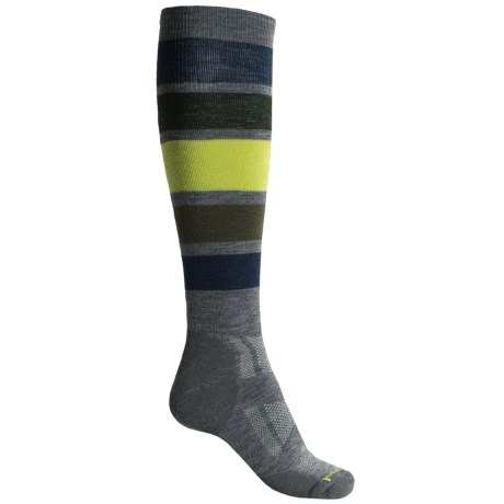 SmartWool PhD Snowboard Socks - Merino Wool, Over the Calf (For Men)