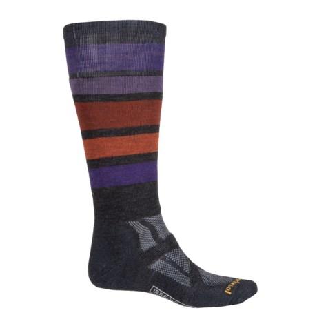 SmartWool PhD Snowboard Socks - Merino Wool, Over the Calf (For Men)