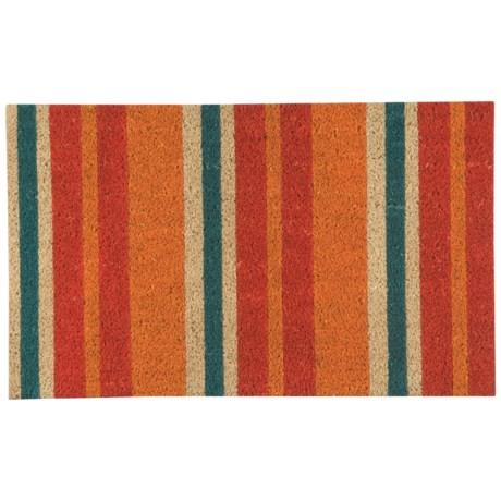 """Now Designs Coir Doormat - 18x30"""""""