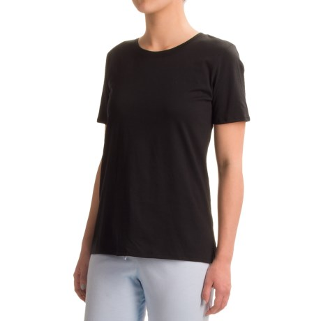Great shirt review of naked pima cotton sleep t shirt for Pima cotton crew neck t shirt