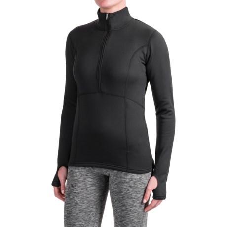 Obermeyer Splendid Elite Shirt - Zip Neck, Long Sleeve (For Women)