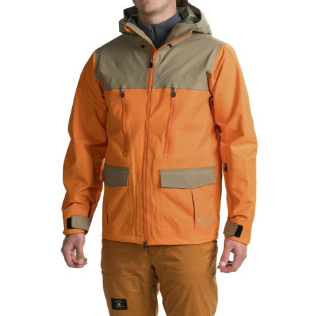 Saga Monarch Jacket - Waterproof (For Men)