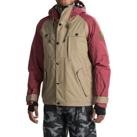 Saga Mutiny Jacket - Waterproof, Insulated (For Men)