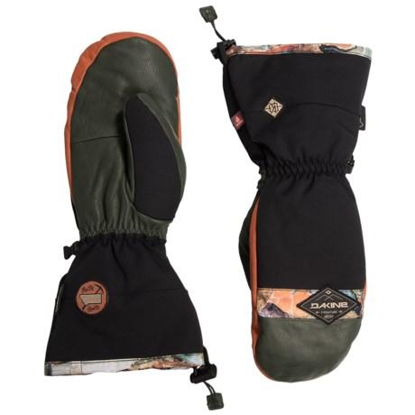 DaKine Team Rover Gore-Tex® Mittens - Waterproof, Insulated (For Men)
