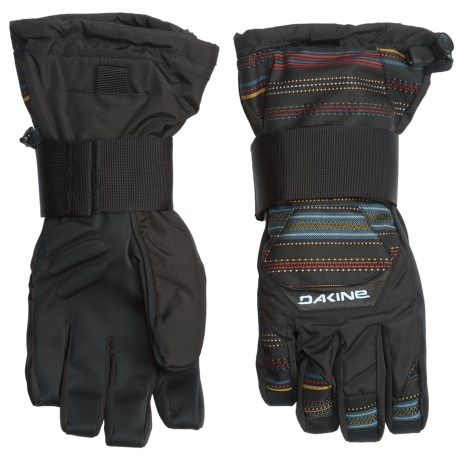 DaKine Wristguard Gloves (For Men and Women)